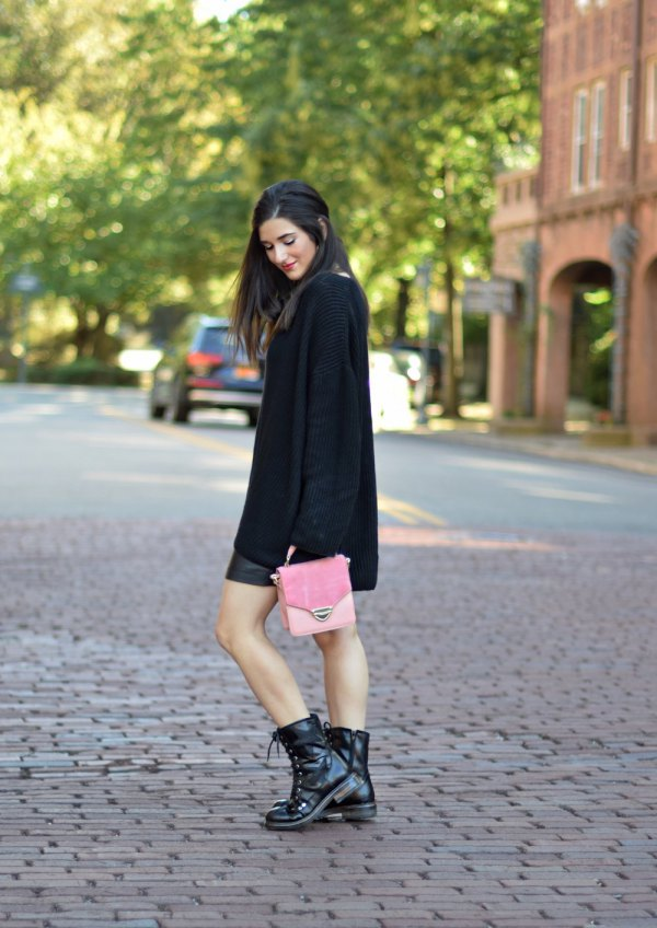 best combat boots outfit ideas
