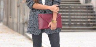 best tweed jacket outfit ideas