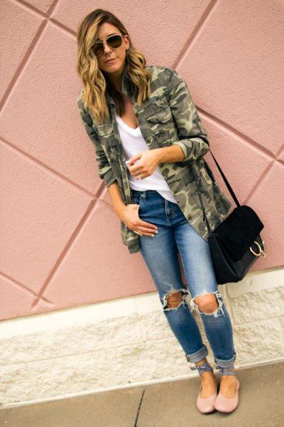 How To Style A Home Fit For A Family: 13 Best Tips On How To Style Camo Jacket For Women
