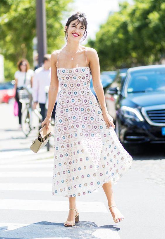 crochet dress parisienne