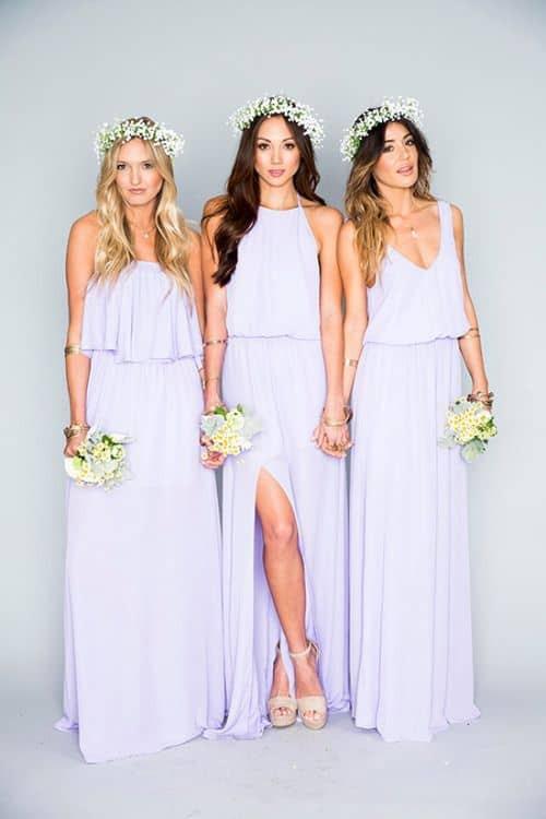 098fb055d2e How to Wear Purple Bridesmaid Dresses  Outfit Ideas - FMag.com