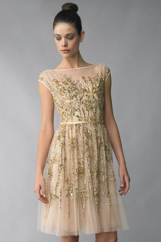 gold sparkly dress tulle