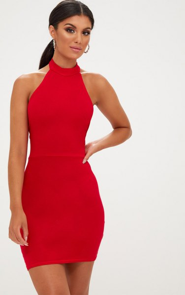Shipping what mean it together dress does bodycon maroon