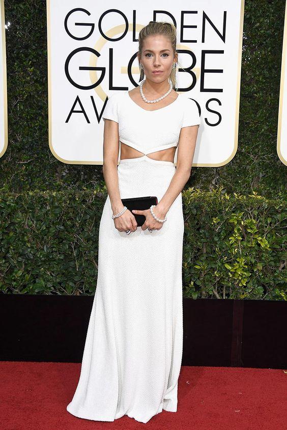 white cut out dress elegant