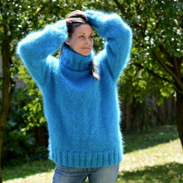best mohair sweater outfit ideas
