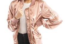best gold bomber jacket outfit ideas