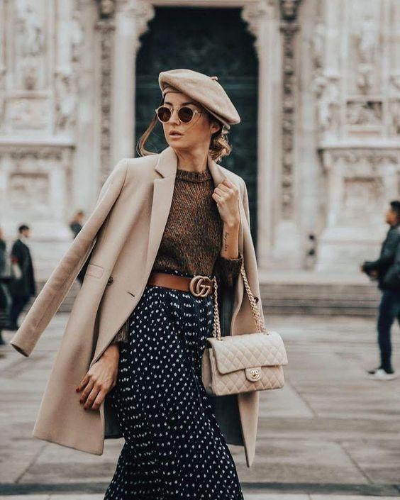 cashmere coat parisian