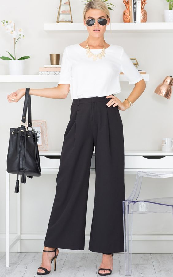 flare leggings elegant