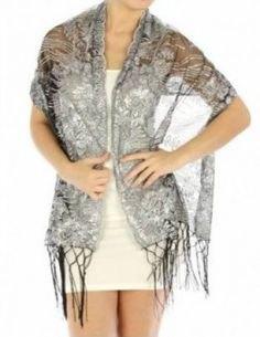 lace shawl white bodycon mini dress