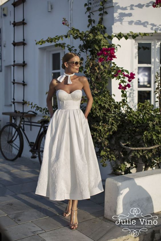 white corset dress ladylike