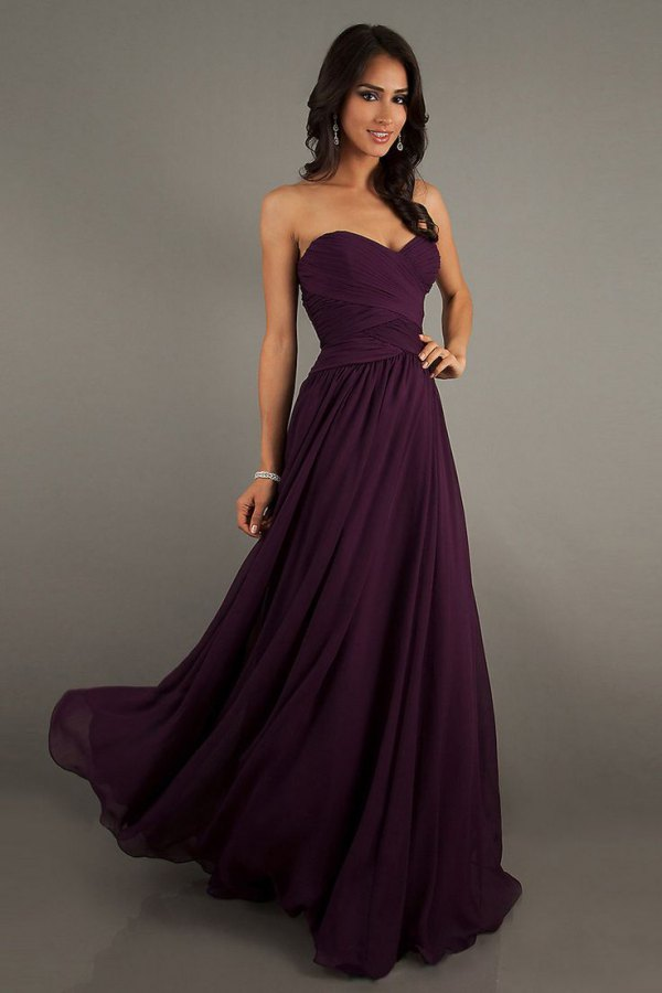 How to Wear Evening Gown Dress: 15 Amazing Outfit Ideas - FMag.com