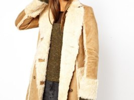 best shearling coat outfit ideas