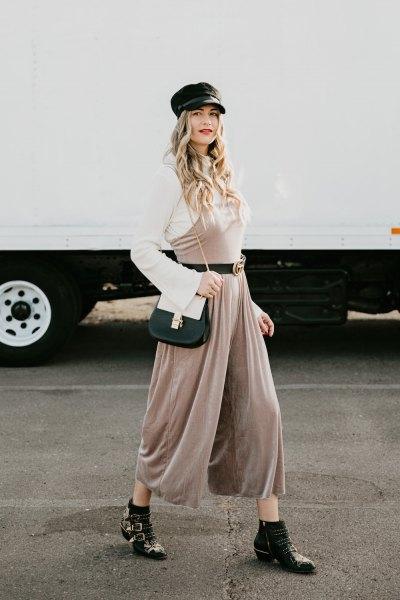 How To Wear Velvet Jumpsuit 15 Classy Outfit Ideas Fmag Com