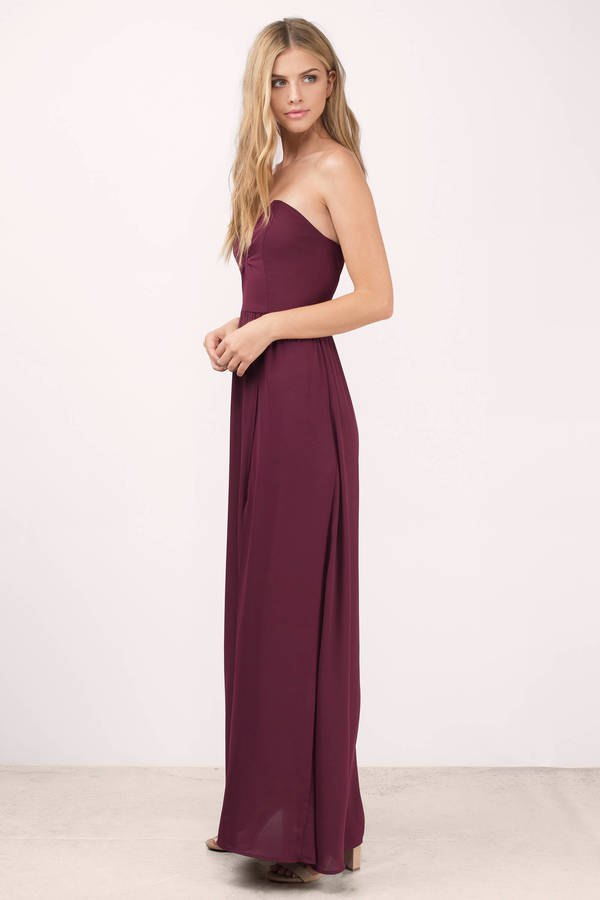 best purple maxi dress outfit ideas