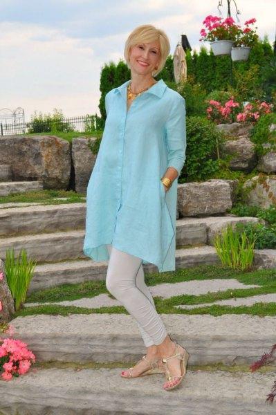 Tunics for women over 50 poet shirts women