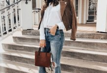 best tassel loafers outfit ideas for women