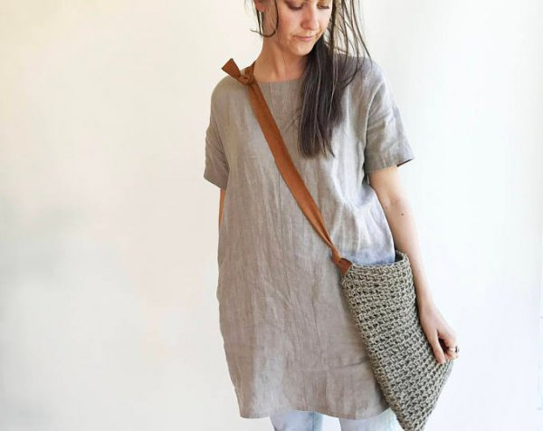 best linen tunic outfit ideas for ladies