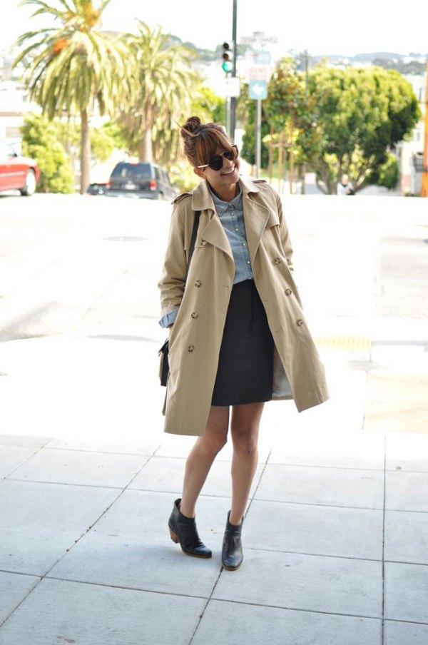 best walker coat outfit ideas for women