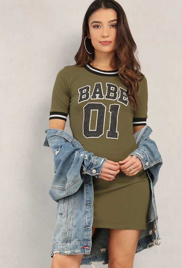 How To Wear Graphic T Shirt Dress Top 15 Casual Outfit Ideas For