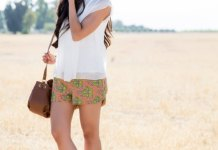 best summer shorts outfit ideas for women