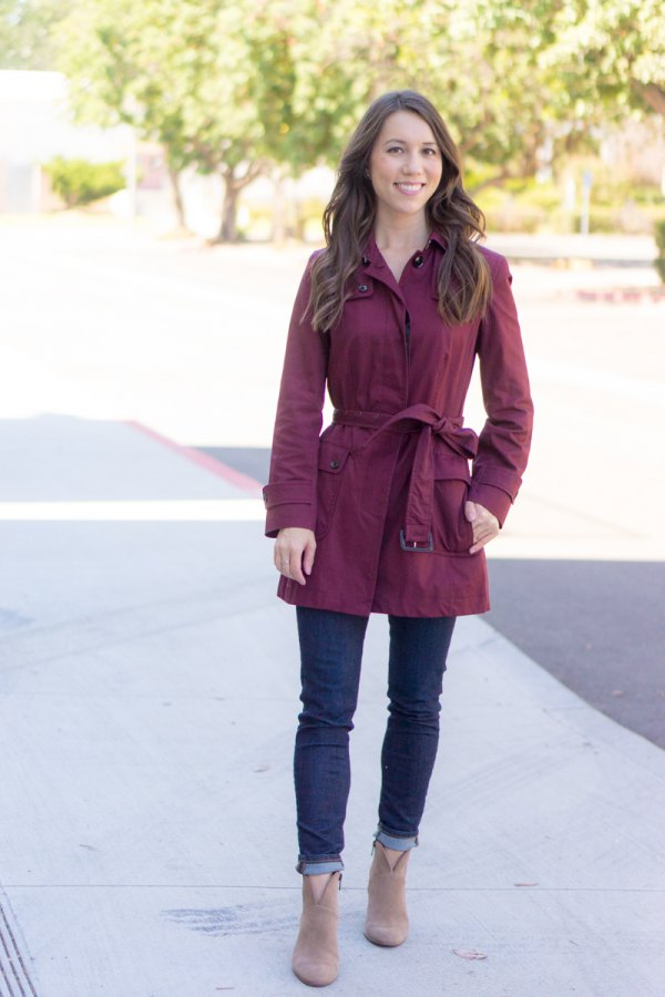 best fall jacket outfit ideas for women