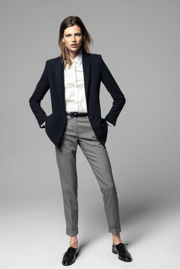 best dress slacks outfit ideas for women