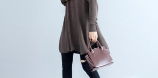 best cotton sweater outfit ideas for women