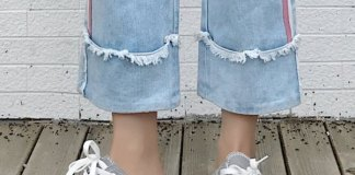 best pleated jeans outfit ideas for women