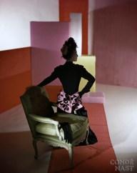Black Schiaparelli Dress