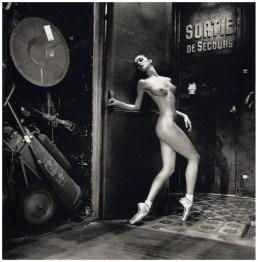Bernice Coppieters, soloist, Ballets de Monte Carlo, 1992