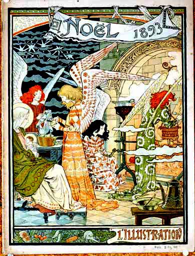Eugene Grasset - 1893