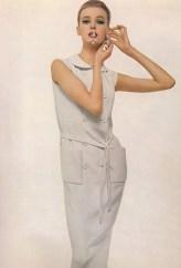 photo by Richard Avedon for Harper's Bazaar, 1961