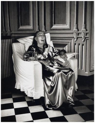 Salvador Dali, Figueras 1986