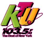 WKTU 103.5 The New KTU Al Bandiero New York