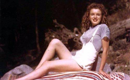 Norma Jean by David Connover - 1944
