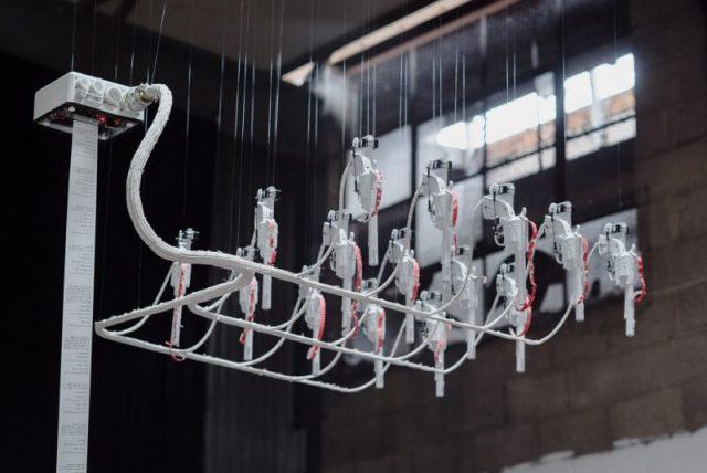 Artificial Killing Machine by Jonathan Fletcher Moore