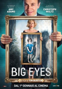 Big eyes - poster