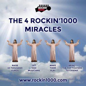 Rockin1000 miracles