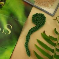 Fern Crozier Book Mark