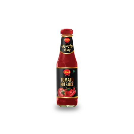 Ahmed Hot Tomato Sauce 340gm