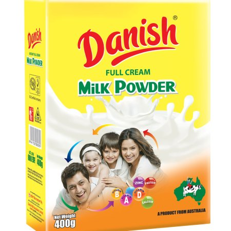 Danish Full Cream Milk Powder 400gm