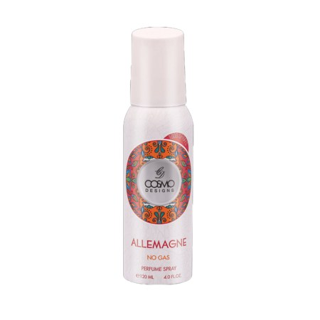 Cosmo Gas Free Body Spray Allemagne 120ml