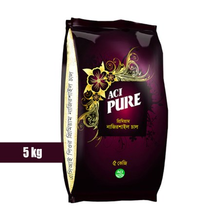 ACI Pure Najirshail Rice -5 kg