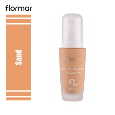 Flormar Perfect Coverage Foundation-Sand