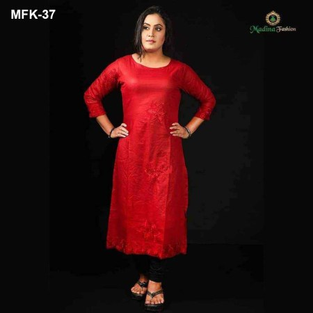 Exclusive Cotton Kurti for Women's (MFK-37)