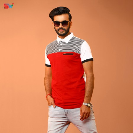 Men's Short Sleeve Polo Shirt (6050PO)