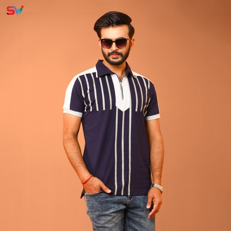 Men's Short Sleeve Polo Shirt (6151PO)