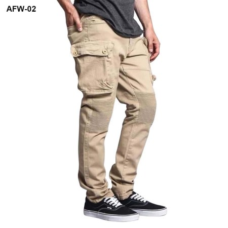 Off-White Cargo Pant For Men AFW-02_A