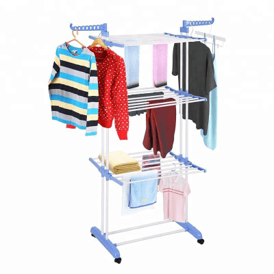 Universal 3 Layers Clothes Hanger (DB223.1)