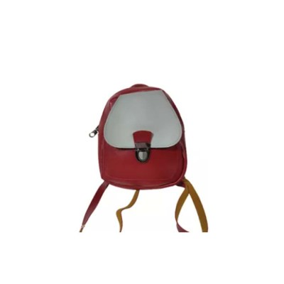 PU Leather School & College Backpack For Girls (NTT-49.3)